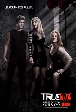 True Blood (TV) Season 4 - 27 x 40 TV Poster - Style C