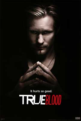 True Blood (TV) Season 4 - TV Poster - 24 x 36 - Style A