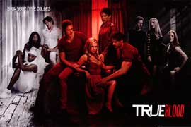 True Blood (TV) Season 4 - TV Poster - 24 x 36 - Style B