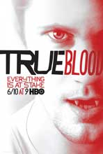 True Blood (TV) Season 5 - 11 x 17 TV Poster - Style D