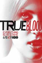 True Blood (TV) Season 5 - 11 x 17 TV Poster - Style F