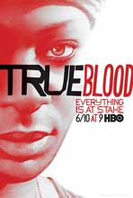 True Blood (TV) Season 5 - 11 x 17 TV Poster - Style G