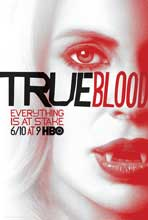 True Blood (TV) Season 5 - 11 x 17 TV Poster - Style H