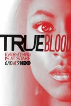 True Blood (TV) Season 5 - 11 x 17 TV Poster - Style M