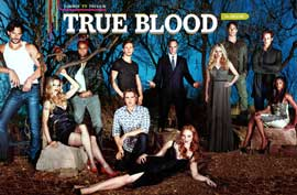 True Blood (TV) Season 5 - 11 x 17 TV Poster - Style A
