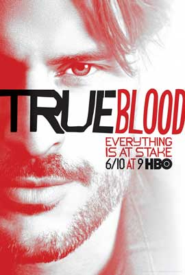 True Blood (TV) Season 5 - 11 x 17 TV Poster - Style B