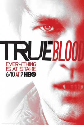True Blood (TV) Season 5 - 11 x 17 TV Poster - Style C