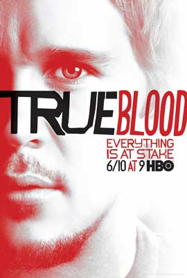 True Blood (TV) Season 5 - 11 x 17 TV Poster - Style E
