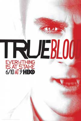 True Blood (TV) Season 5 - 11 x 17 TV Poster - Style I