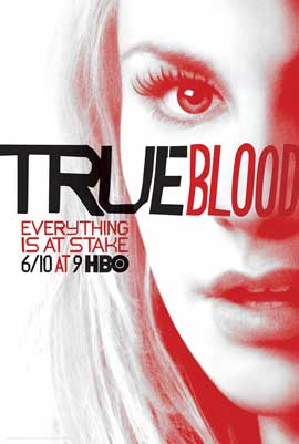 True Blood (TV) Season 5 - 11 x 17 TV Poster - Style L