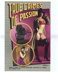 True Crimes of Passion - 11 x 17 Movie Poster - Style A