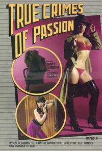 True Crimes of Passion - 27 x 40 Movie Poster - Style A