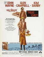 True Grit - 27 x 40 Movie Poster - Style B