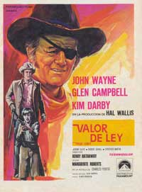True Grit - 43 x 62 Movie Poster - Spanish Style A