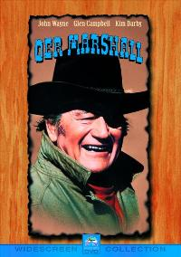 True Grit - 27 x 40 Movie Poster - German Style A