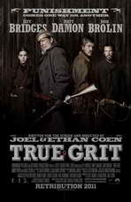True Grit - 11 x 17 Movie Poster - Style E
