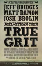 True Grit - DS 1 Sheet Movie Poster - Style A