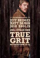 True Grit - 27 x 40 Movie Poster - Style E