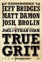 True Grit - 27 x 40 Movie Poster - Style J