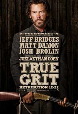True Grit - 11 x 17 Movie Poster - Style B