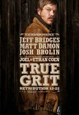 True Grit - 11 x 17 Movie Poster - Style C