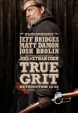 True Grit - 11 x 17 Movie Poster - Style F