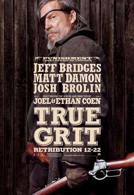 True Grit - 27 x 40 Movie Poster - Style D