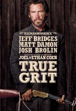 True Grit - 27 x 40 Movie Poster - Style G