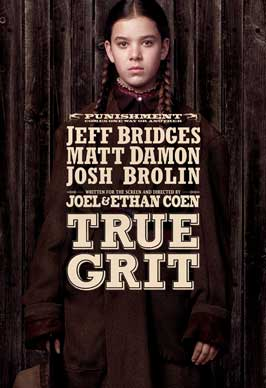 True Grit - 27 x 40 Movie Poster - Style C