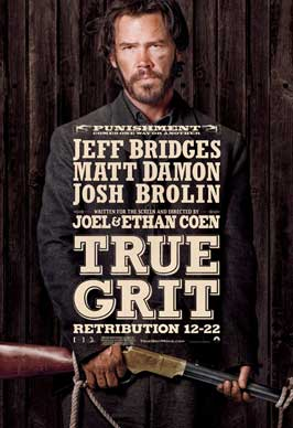 True Grit - 27 x 40 Movie Poster - Style I