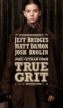 True Grit - 20 x 40 Movie Poster - UK Style A