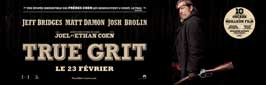 True Grit - 14 x 36 Movie Poster - French Style A