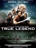 True Legend - 11 x 17 Movie Poster - French Style A