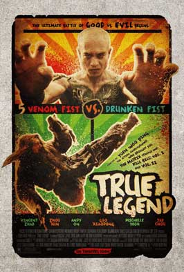 True Legend - 11 x 17 Movie Poster - Style A