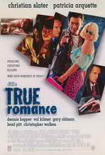 """True Romance"" Movie Poster"