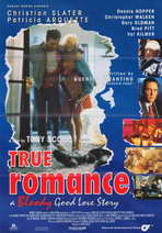 True Romance - 11 x 17 Movie Poster - Style C