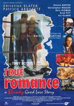 True Romance - 11 x 17 Movie Poster - Style C