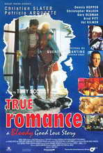 True Romance - 27 x 40 Movie Poster - Style B