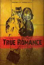 True Romance - 27 x 40 Movie Poster - Russian Style B