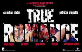 True Romance - 11 x 17 Movie Poster - Style B