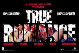 True Romance - 27 x 40 Movie Poster - Style C