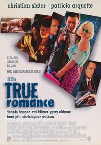 True Romance - 43 x 62 Movie Poster - Bus Shelter Style A