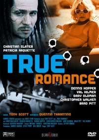 True Romance - 11 x 17 Movie Poster - German Style A