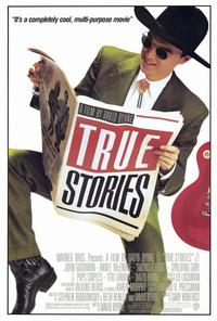 True Stories - 27 x 40 Movie Poster - Style A