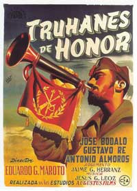 Truhanes de Honor - 11 x 17 Movie Poster - Spanish Style A