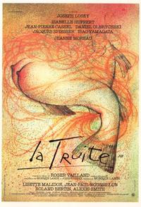 Truite, La - 11 x 17 Movie Poster - French Style A
