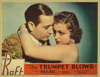 The Trumpet Blows - 11 x 14 Movie Poster - Style B