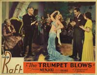 The Trumpet Blows - 11 x 14 Movie Poster - Style E