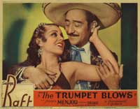 The Trumpet Blows - 11 x 14 Movie Poster - Style F