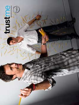 Trust Me (TV) - 11 x 17 TV Poster - Style D
